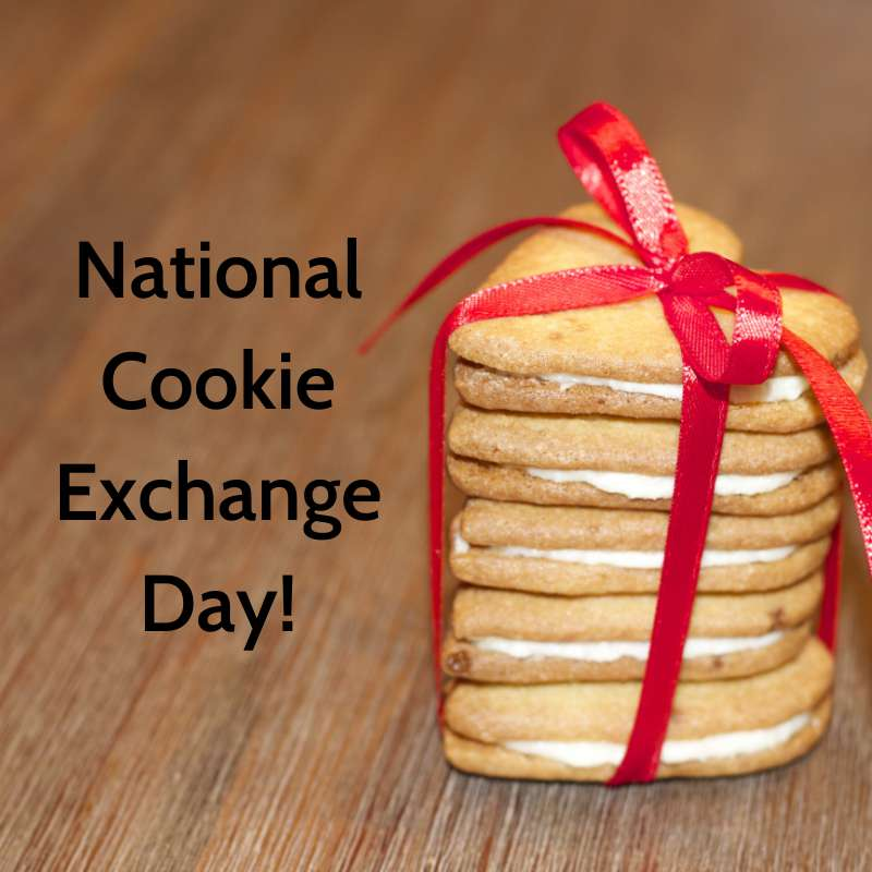 National Cookie Exchange Day Wishes Awesome Images, Pictures, Photos, Wallpapers