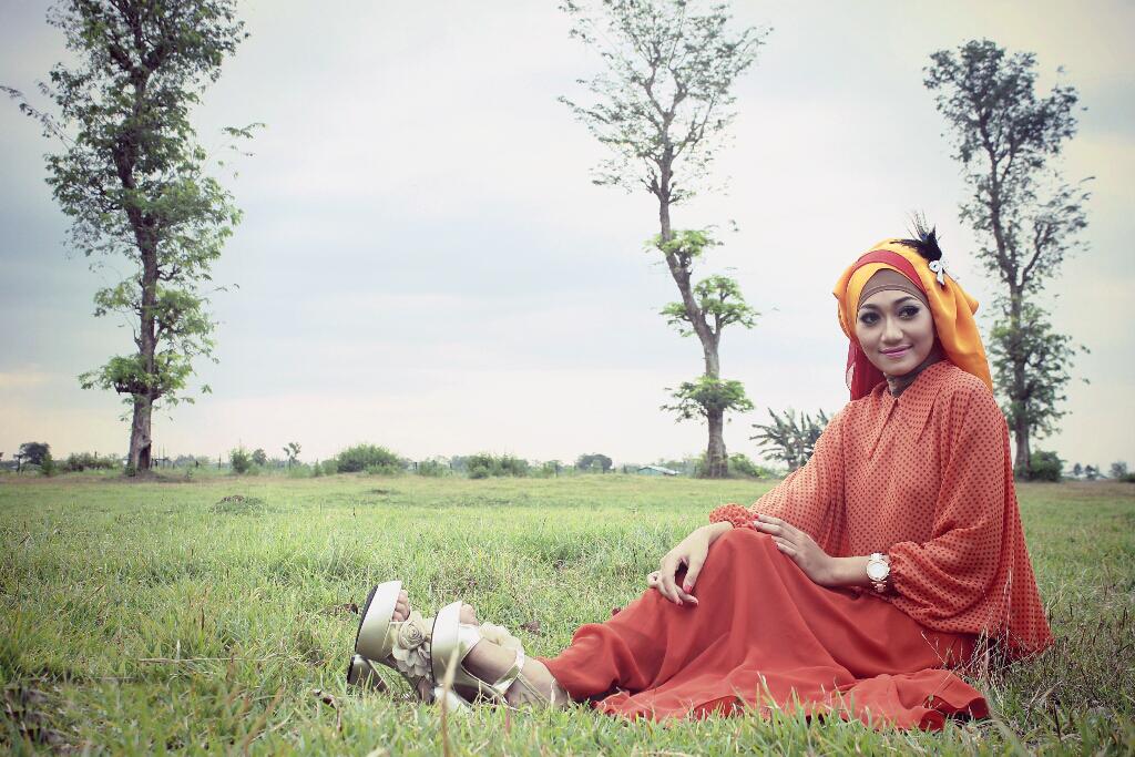 gambar hunting wanita hijab gaya hunting wanita hijab
