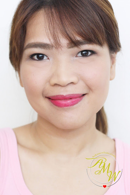 a photo of Max FactorX Velvet Matte Lipstick Review (25 Blush)