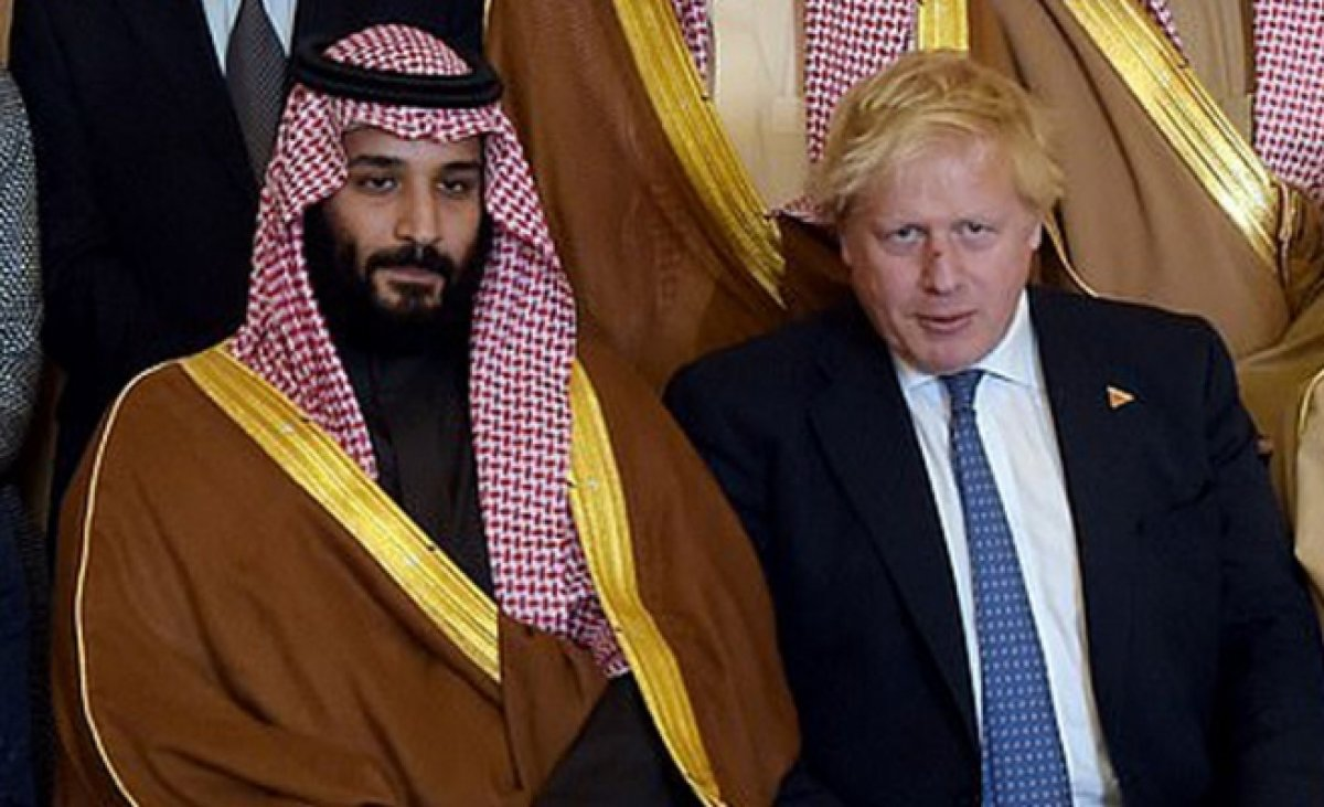 Britain Continues To Sell Weapons To Saudi Arabia