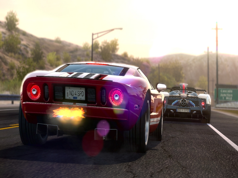 Need For Speed Hot Pursuit Highly Compressed Free Download