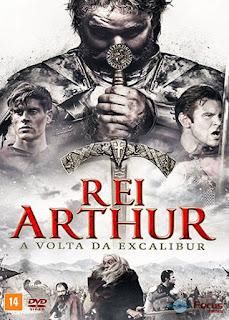 Rei Arthur: A Volta da Excalibur - BDRip Dual Áudio