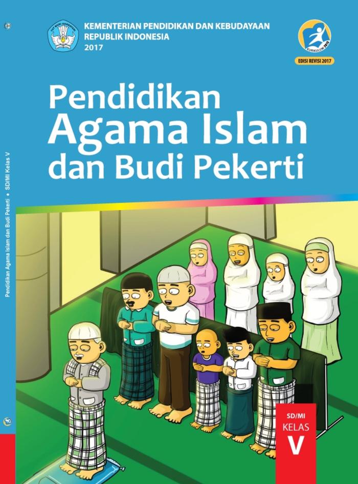 Buku Siswa SD Kelas 5 Pendidikan Agama Islam dan Budi Pekerti