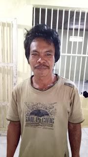 Pria Ini Diringkus Kepolisian Seusai Curi Buah Sawit
