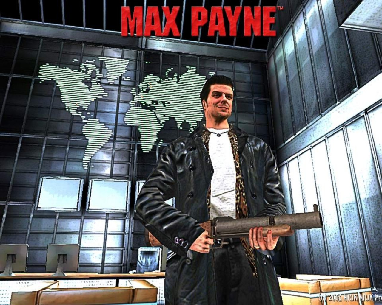 تحميل لعبة max payne 1 كاملة للكمبيوتر من ميديا فاير