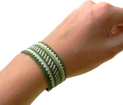 купить необычные стильные украшения из бисера россия интернет магазин браслетов