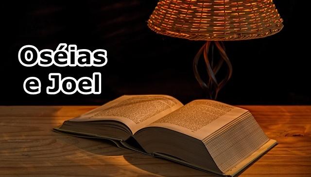 livros de Oseias e Joel