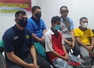 Terlibat Narkoba 80 Kg, 8 Warga Aceh Timur dan Langsa Divonis Seumur Hidup
