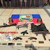 Em Iranduba, Polícia Militar detém seis pessoas por tráfico de drogas e porte ilegal de várias armas de fogo
