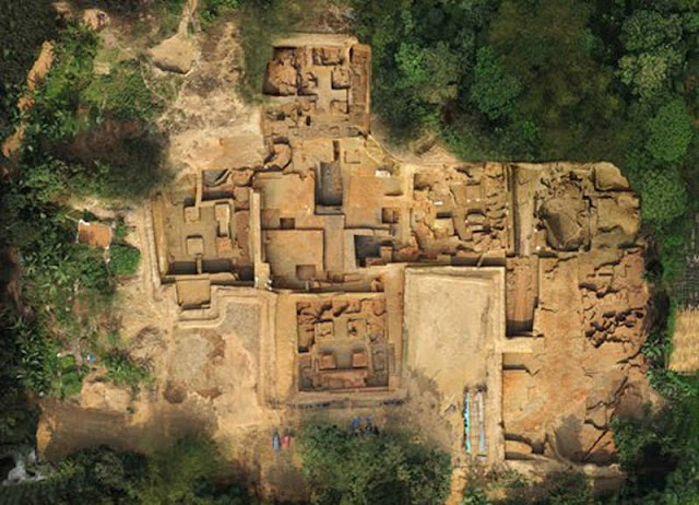 China-Bangladesh excavation uncovers the ancient capital of Vikrampur