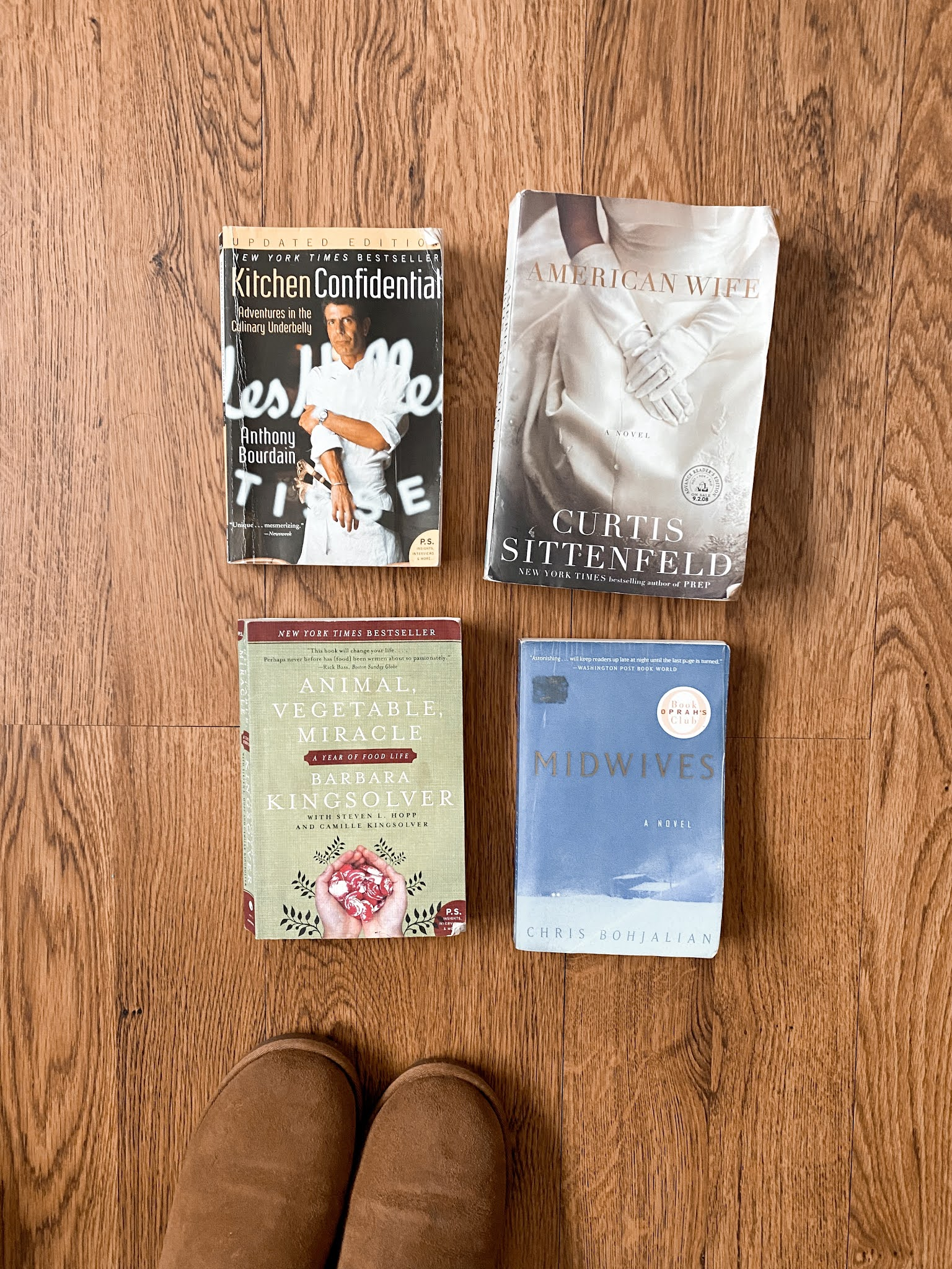 A Few Favorite Reads from 2020 | www.biblio-style.com