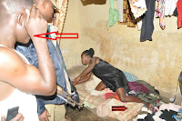 WIFE caught by her husband opening her servers to another man in their matrimonial bed (PHOTOs)