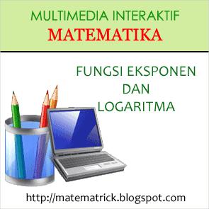 multimedia pembelajaran interaktif matematika bab fungsi eksponen