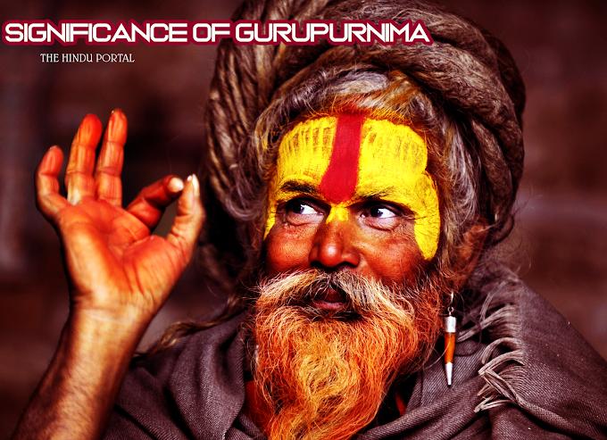 Significance of Gurupurnima