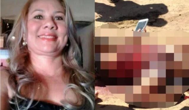 Técnica de enfermagem é morta com facada no pescoço pelo ex-marido no Piauí