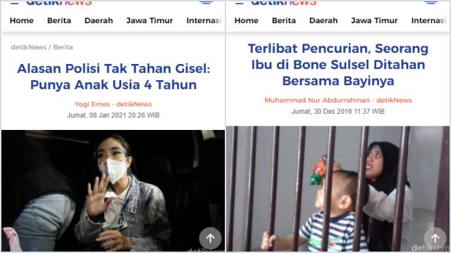 Gisel Dibandingkan dengan Ibu di Bone, Netizen: Dimana Sila Keadilan?