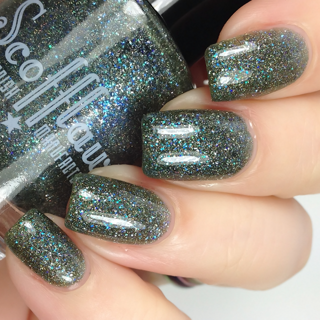 Scofflaw Nail Varnish-Tropical Itch