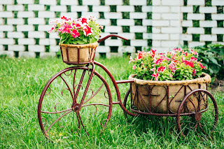 יצירת זר פרחים