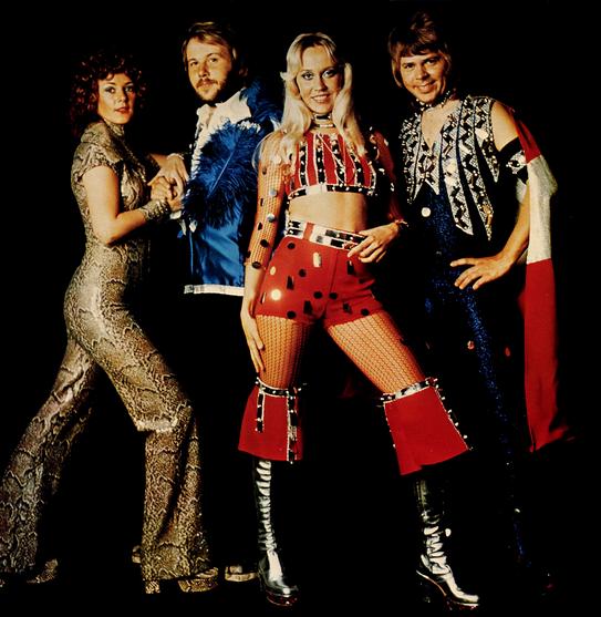 Un Clásico: Abba - Dancing Queen