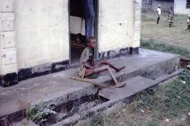 Nigerian's Suffering in Poverty And Disease