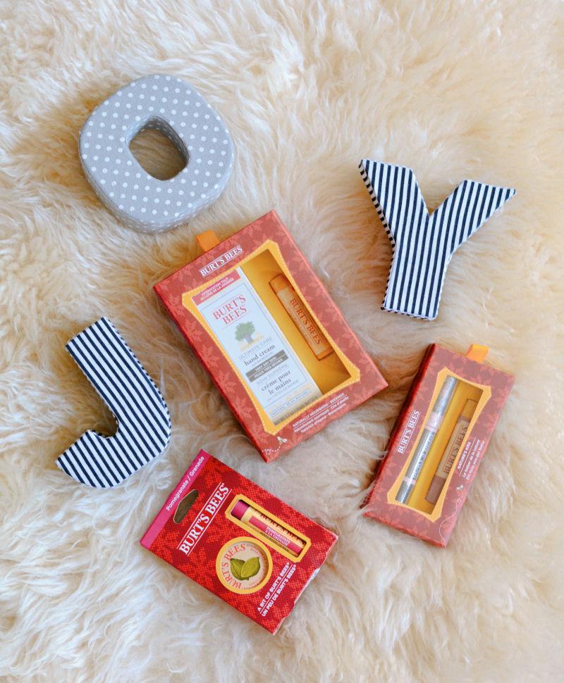 Burt's Bees Christmas Gift Sets