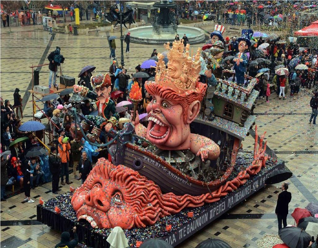 Κορυφώνονται οι εκδηλώσεις για το φετινό πατρινό καρναβάλι - Περισσότεροι από 30.000 νέοι και νέες αναμένεται να συμμετάσχουν στις δύο παρελάσεις