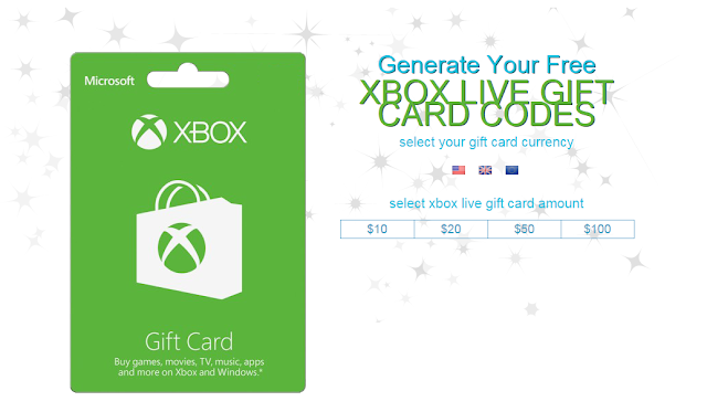 How to get Free Xbox Live Gift Cards 2016