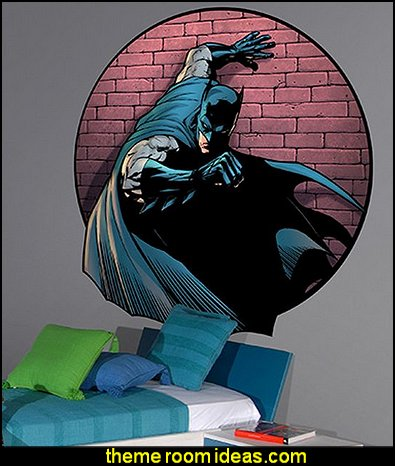 Batman Spotlight Wall Decal