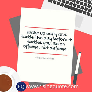 wake-up quotes