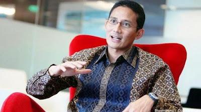 Sandiaga Uno: Pemimpin tak Boleh Sombong