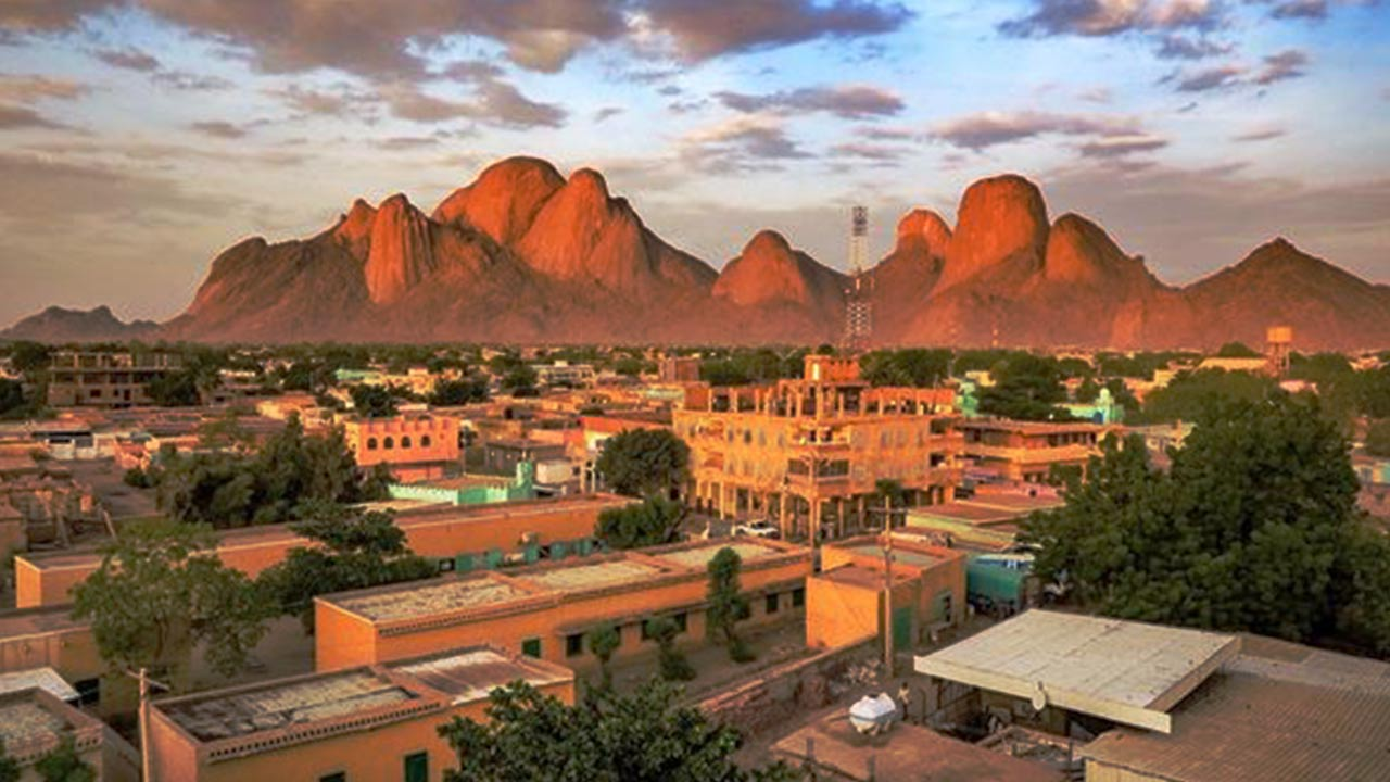 most beautiful city in sudan africa