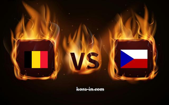 كورة ستار مشاهدة مباراة جمهورية التشيك وبلجيكا بث مباشر كورة اون لاين لايف اليوم 27-03-2021 تصفيات كأس العالم 2022: أوروبا