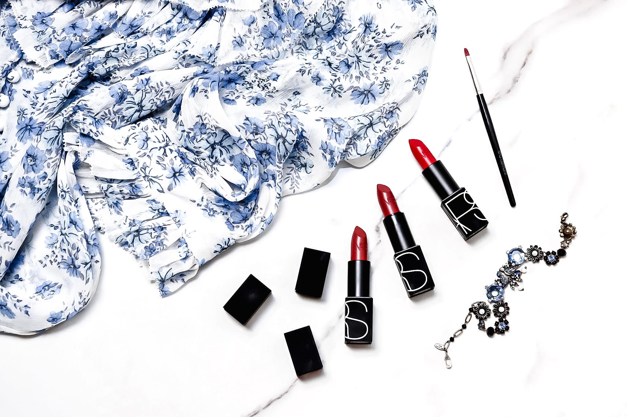Nars Iconic Lipstick Satin