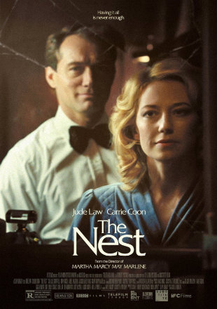 The Nest 2020 English HDRip 720p