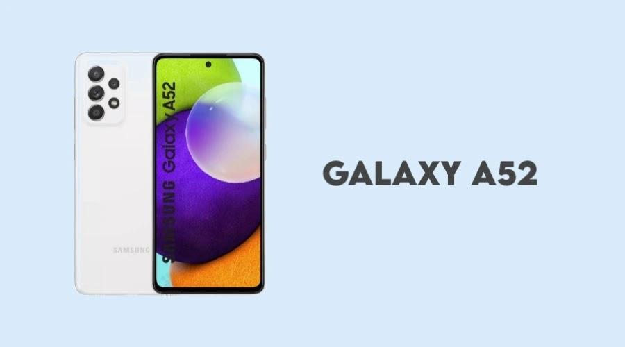 Samsung Galaxy A52 মোবাইলের দাম
