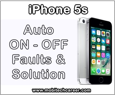 mobile, cell phone, android, smartphone, iphone, repair, how to, fix, solve, Apple iPhone 5S, phone auto on-off faults, automatic switch off problems, solution, kaise kare, hindi me, tips, guide in hindi.