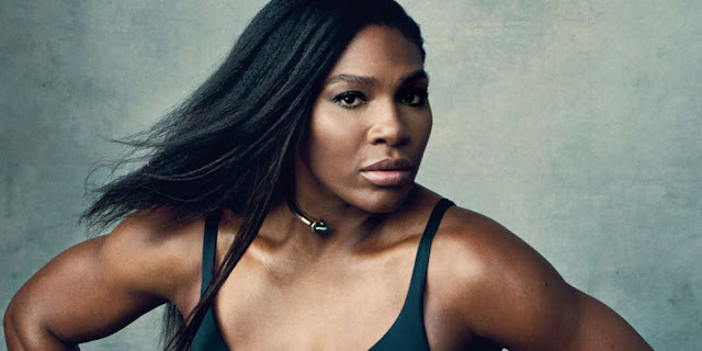 Calendario Pirelli 2016 - Serena Williams