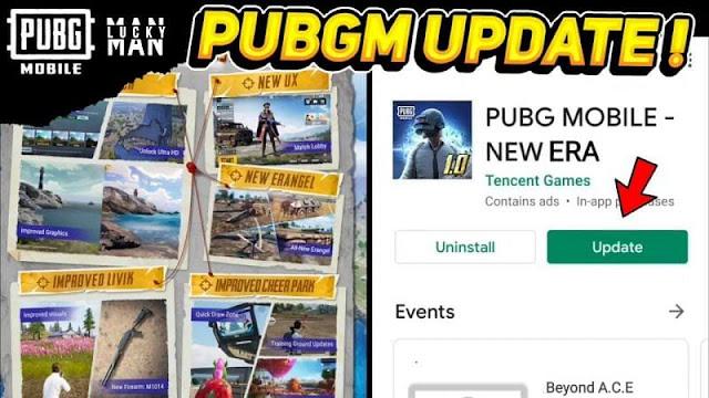 PUBG Mobile: 1.0 global sürüm güncellemesi kaç GB?
