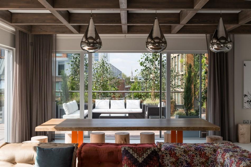 The Penthouse Dance Square London Ec1 Htd Home Decorating Ideas Kitchen Designs Garden Design