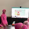 Tingkatkan Kreatifitas, Ketua Bhayangkari Cabang Takalar Gelar Pelatihan Desain Grafis
