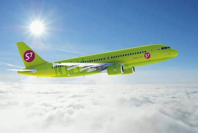 S7 podrá volar a Georgia