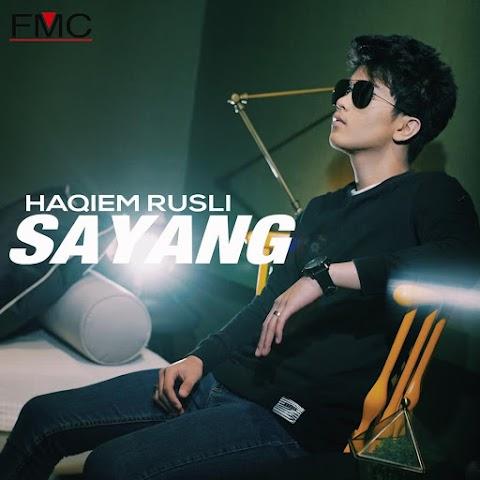 Haqiem Rusli - Sayang MP3