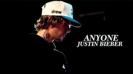 Anyone Song Lyrics | Justin Bieber | Zoey Deutch