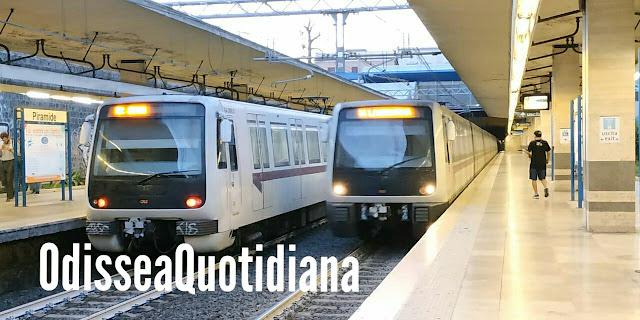 Roma: uomo investito da un treno a Garbatella