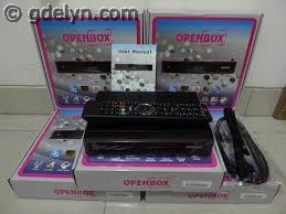 Jual receiver openbox X5 HD PVR Internet