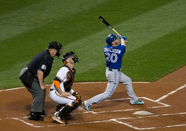 Josh Donaldson Toronto Blue Jays Fantasy Baseball