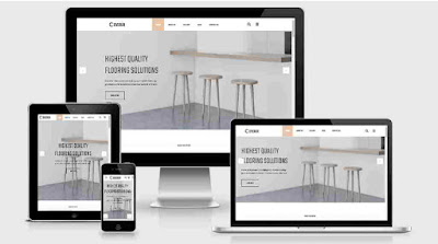 Coverur - Flooring Wabsite Design Templates