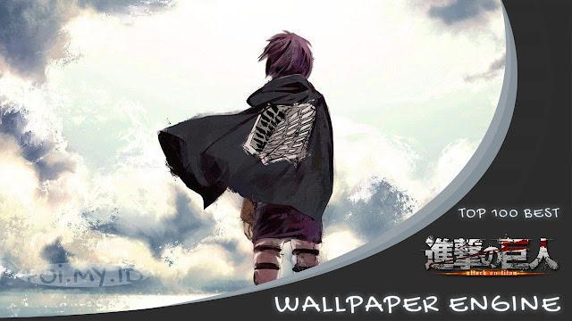 Shingeki No Kyojin Wallpaper Engine Part 1 Wepoi