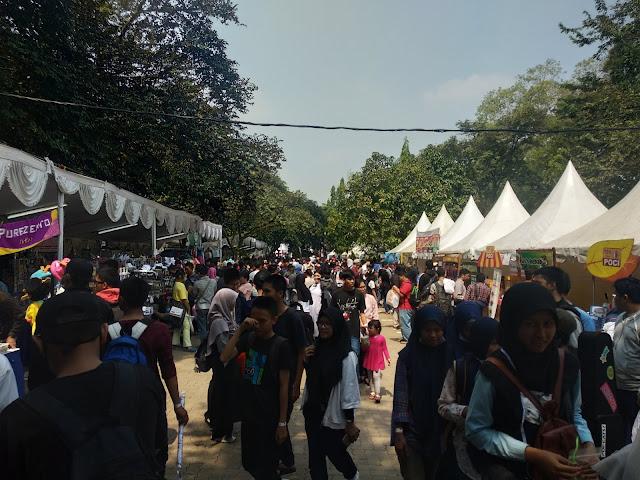 Mengintip Rangkaian Keseruan Acara Gelar Jepang Universitas Indonesia ke-25!