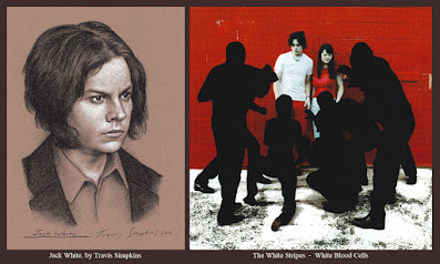 Jack White. Singer-Songwriter and Producer. The White Stripes. White Blood Cells. by Travis Simpkins